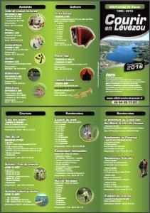 Programmes festivités du Lévézou 2016